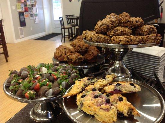 New Minas, Canadá: Fresh baked goods