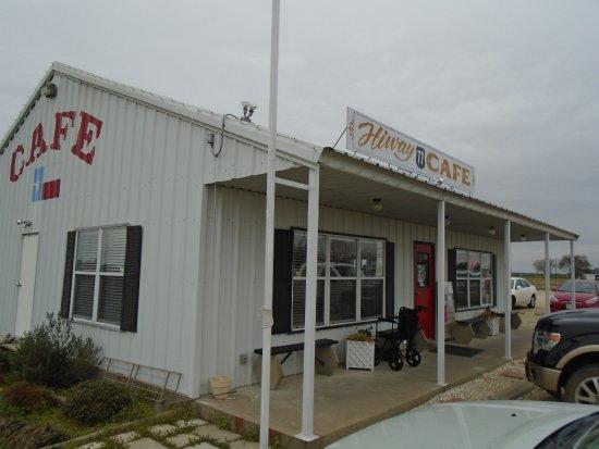 Rosebud, TX: Hiway 77 Cafe