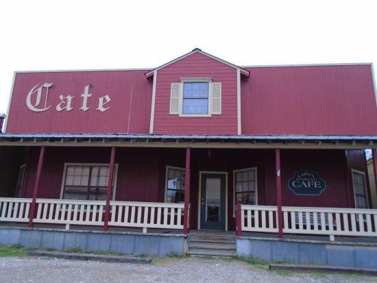ซาลาโด, เท็กซัส: Cathy's