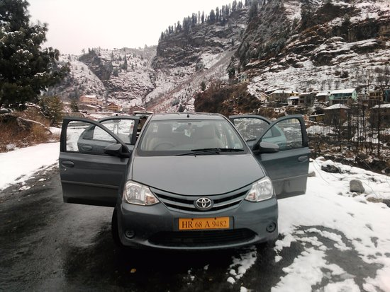 Kalka To Manali Taxi Service - Mountain Way Travels