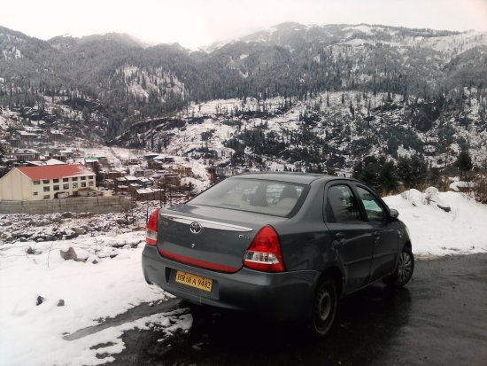 Kalka Manali Taxi Service - Mountain Way Travels