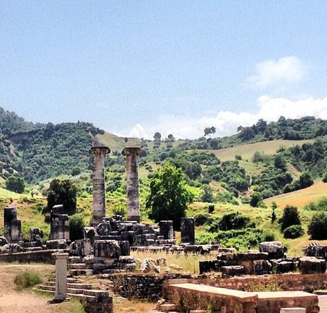 Salihli, Türkiye: Sardis Antik Kenti