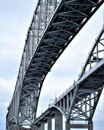 Port Huron, MI: Blue Water Bridge