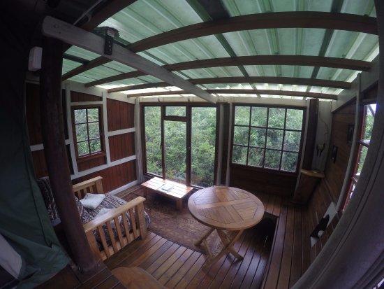 Teniqua Treetops: Chill Area