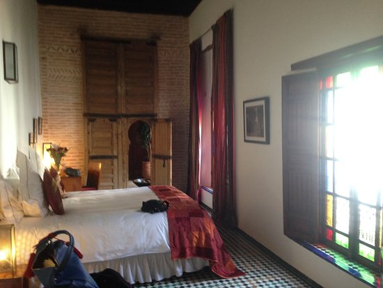 Riad Laaroussa Hotel and Spa: お部屋