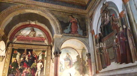 Chiesa di San Giacomo Maggiore - Bild von Chiesa di San Giacomo ...