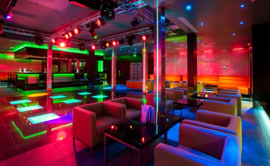 Slano, Croazia: Hotel's Night Club