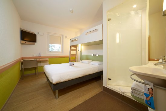 Hotel ibis budget chalon sur saone nord chambre twin