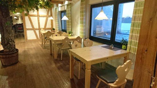 Restaurant Kochmütze Möbel Höffner Gründau Lieblos Gastraum