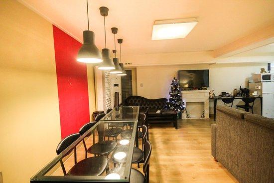 Zaza Backpackers Hostel: lounge