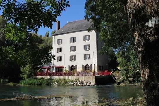 Le Moulin Fleuri Foto