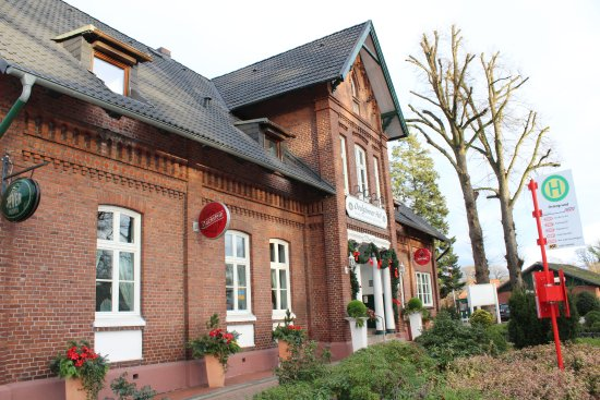 Buxtehude, Alemania: Aussenansicht