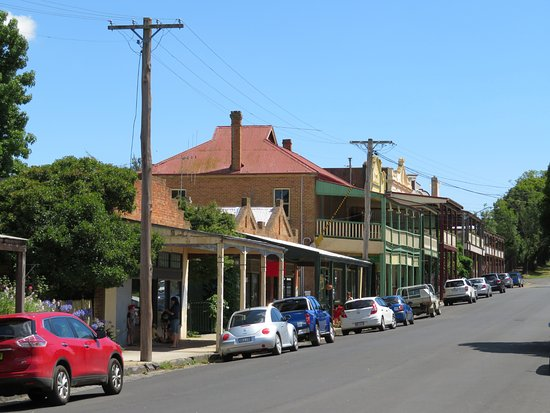 Millthorpe, Αυστραλία: Pym Street