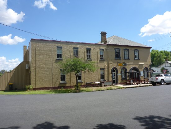 Railway Hotel Millthorpe