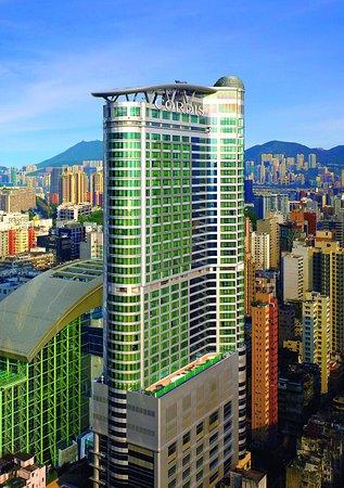 Cordis, Hong Kong at Langham Place: Hotel Exterior
