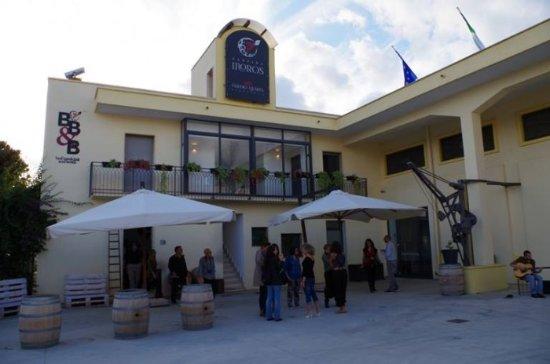 Guagnano, Italie : Cantina Moros