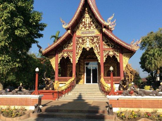 Wat Chedi Ngam Temple
