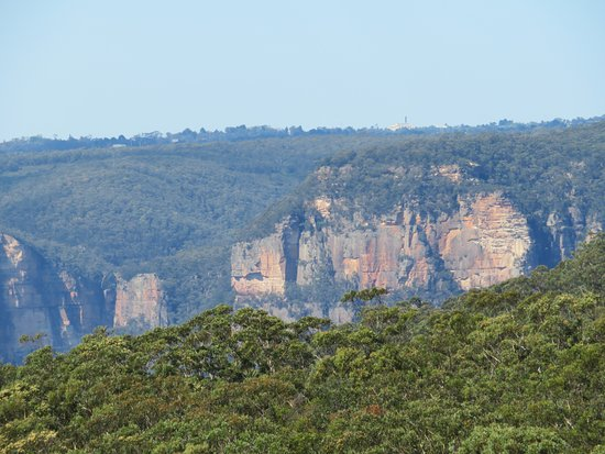 Blackheath, Australia: Blue Mountain Vistas