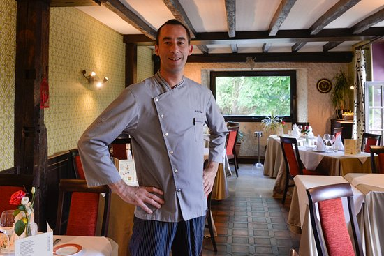Veigne, Франция: Le Chef Michael