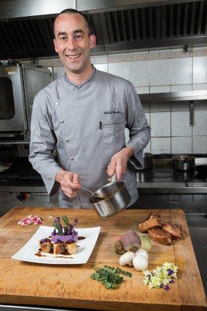 Le Moulin Fleuri: Le Chef Michael