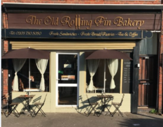 The Old Rolling Pin Bakery