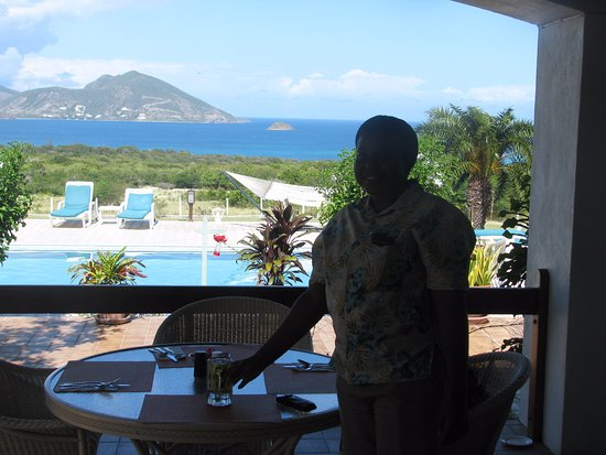 The Mount Nevis Hotel: The staff are immaculate.