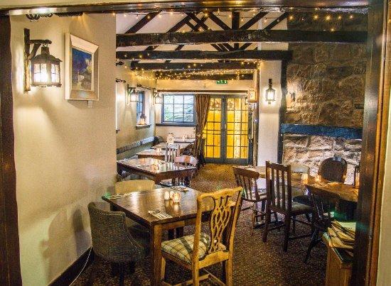 Killearn, UK: Restaurant area 4