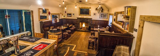 Killearn, UK: Wide Bar View