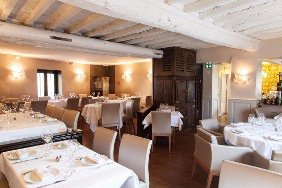 Craponne, ฝรั่งเศส: Salle du restaurant