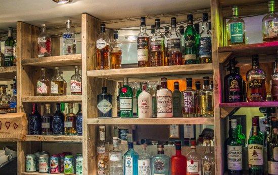 Kippen, UK: Spirits