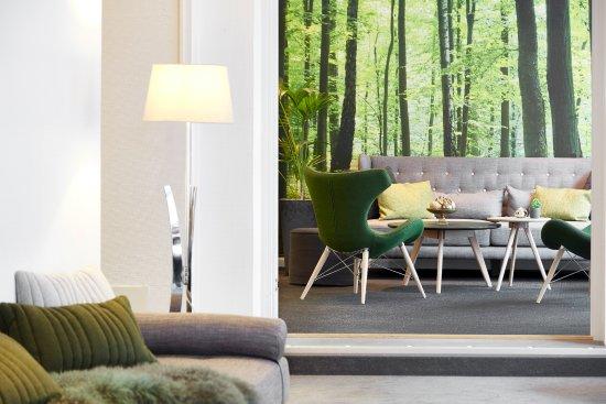 Milling Hotel Gestus, Aalborg : Loungeområde