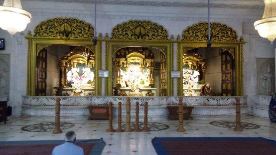 Ujjain, الهند: ISKCON TEMPLE UJJAIN