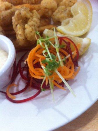 "Taree, Australia: This is the famous ""salad"""