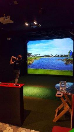 Lets Race: Glorious HD Golf