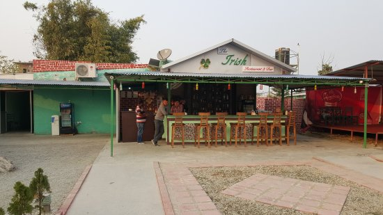 Biratnagar, Nepal: The Irish Restaurant & Bar