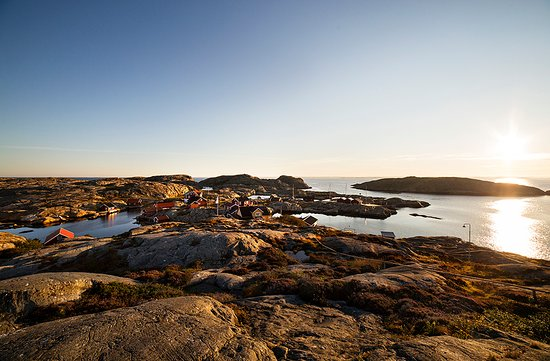 West Sweden, Sweden: Weather islands on the Bohuslän coast. Photo By: Roger Borgelid