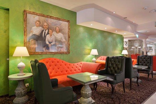 Hotel St. Gotthard: Lobby