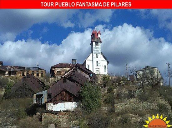 Nacozari de Garcia, Mexico: Tour hermosillo en facebook hace recorridos en el bello pueblo de pilares mas información 6621-