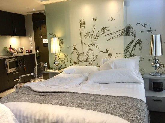 Art Series - The Olsen: Bedroom