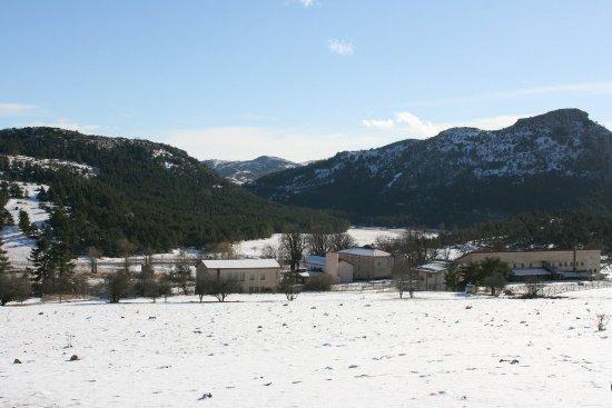 Thorenc, Γαλλία: Le domaine de la Réserve des monts d'Azur