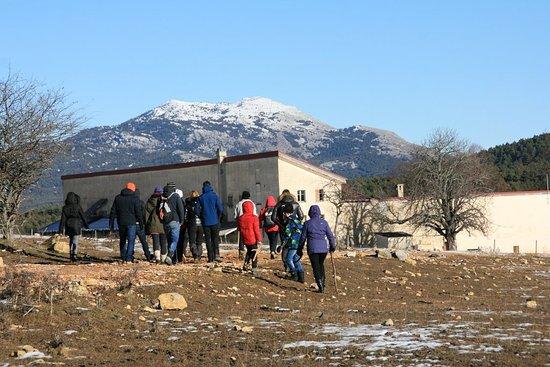 Thorenc, Γαλλία: Marche facile pour le safari, le terrain est plat !