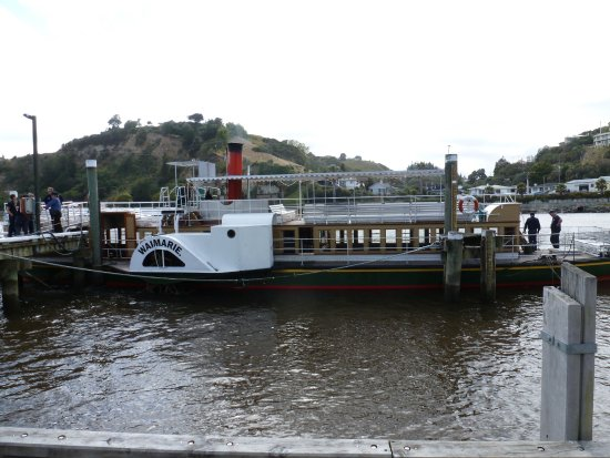 Whanganui Riverboat Cruise