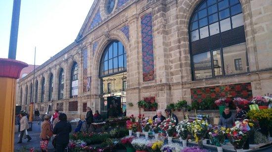 Mercado Central de Abastos: Exterior del mercado