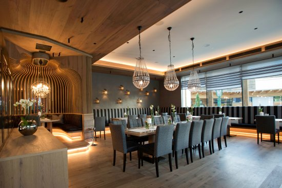 Alpenresort Schwarz : Clubrestaurant Greenvieh