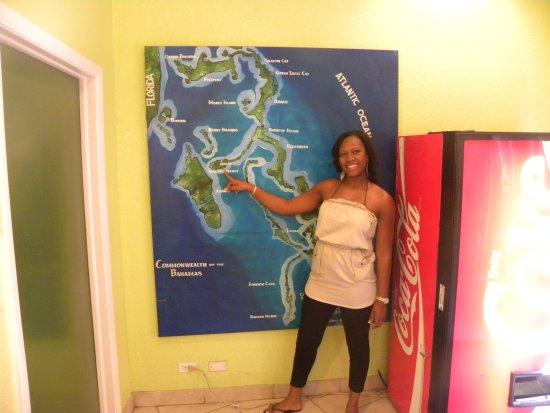 Nassau Palm Hotel: Lobby area