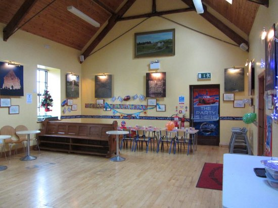 County Leitrim, ไอร์แลนด์: Monks Den Birthday Party Venue