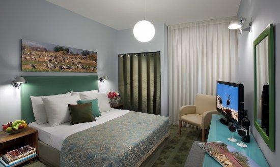 Hotel Prima Galil: guest room