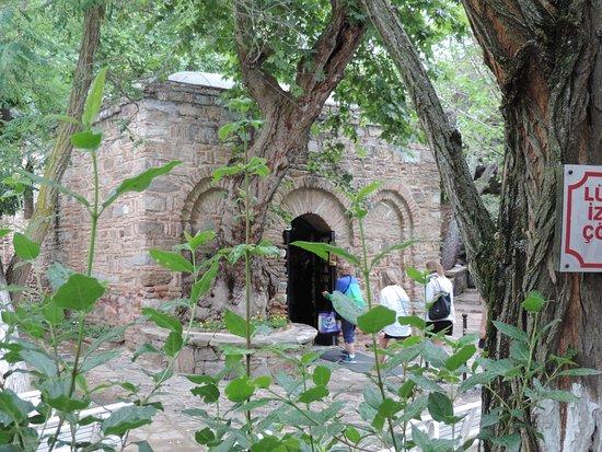 Casa de la virgen maria picture of ancient city of - La casa de maria ...
