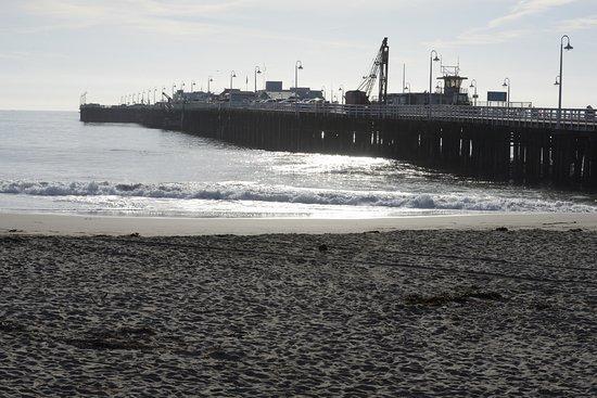West Cliff Inn, a Four Sisters Inn : Santa Cruz pier