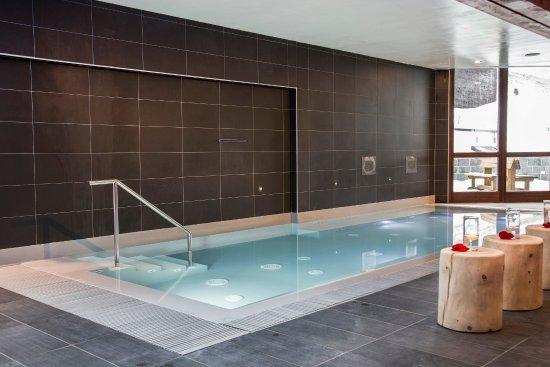 Maso Corto, Италия: Nuovo centro benessere - piscina idromassaggio
